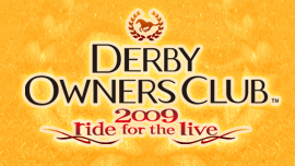 DERBY OWNERS CLUB 2009 ride for the live