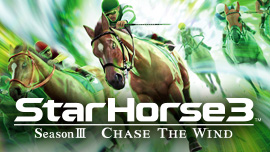 StarHorse3 SeasonⅢ CHASE THE WIND