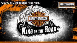 HARLEY-DAVIDSON® KING OF THE ROAD