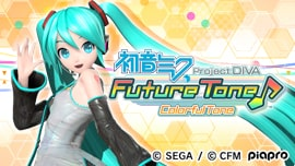 初音ミク Project DIVA Future Tone Colorful Tone