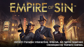 Empire of Sin エンパイア・オブ・シン