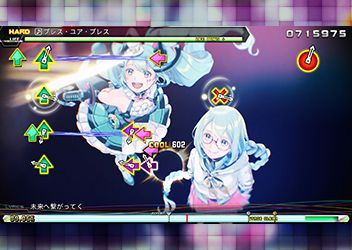 PS4®『初音ミク Project DIVA Future Tone / DX』DLC『拡張パック「MEGA39's」2nd』本日配信!